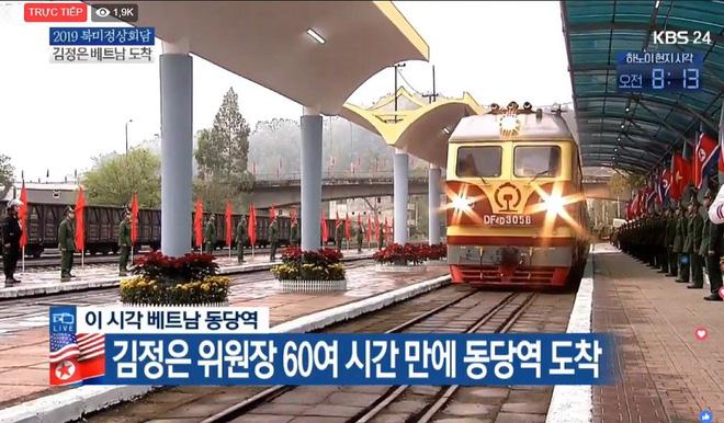Vì sao Chủ tịch Kim Jong-un chọn đi tàu hoả mất 3 ngày mới tới Hà Nội? - Ảnh 1.