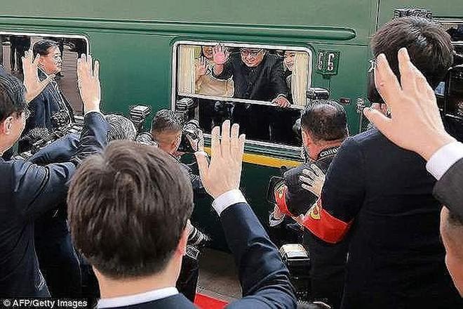Vì sao đoàn tàu bọc thép chở ông Kim Jong Un chỉ dừng ở Lạng Sơn mà không tới Hà Nội? - Ảnh 16.