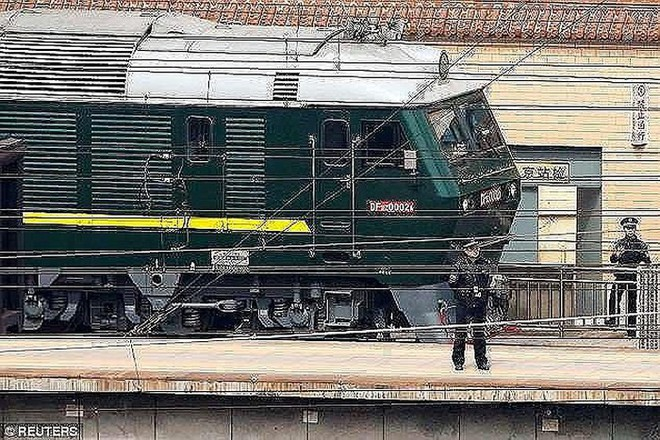 Vì sao đoàn tàu bọc thép chở ông Kim Jong Un chỉ dừng ở Lạng Sơn mà không tới Hà Nội? - Ảnh 19.