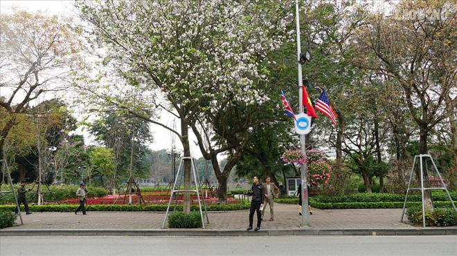 Người Hà Nội gửi thông điệp hoà bình trước thượng đỉnh Mỹ - Triều - Ảnh 5.