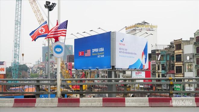 Người Hà Nội gửi thông điệp hoà bình trước thượng đỉnh Mỹ - Triều - Ảnh 7.