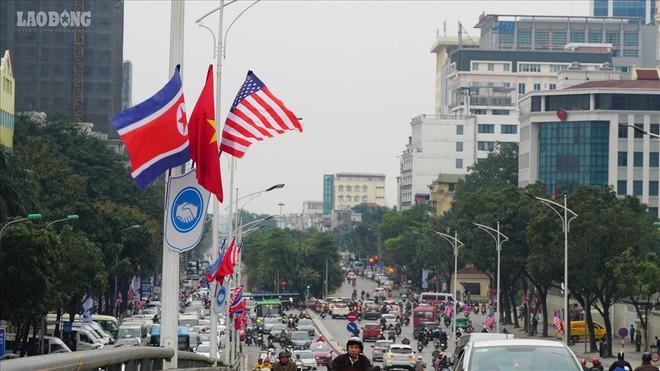 Người Hà Nội gửi thông điệp hoà bình trước thượng đỉnh Mỹ - Triều - Ảnh 8.