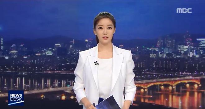 Nữ MC Hàn xinh đẹp tác nghiệp trên nóc khách sạn Daewoo gây sốt Việt Nam nổi tiếng ra sao? - Ảnh 5.