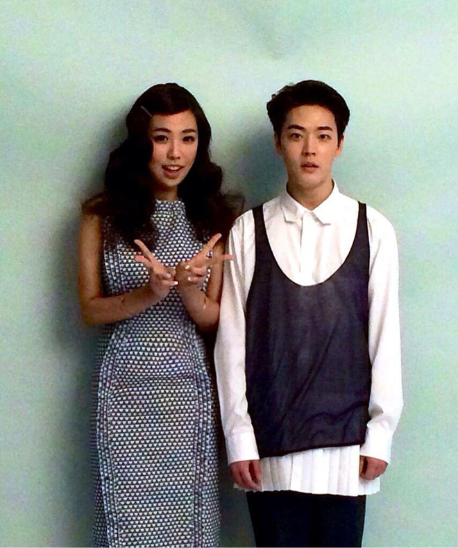 Nữ phóng viên Hàn gây sốt mạng xã hội: Vừa xinh đẹp vừa tài năng, từng thi Hoa hậu - Ảnh 12.