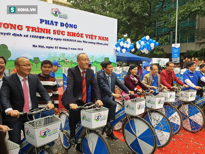 HLV Park Hang-seo: Bật mí 2 bí quyết đơn giản người Việt nên học để có sức khỏe tốt - Ảnh 2.