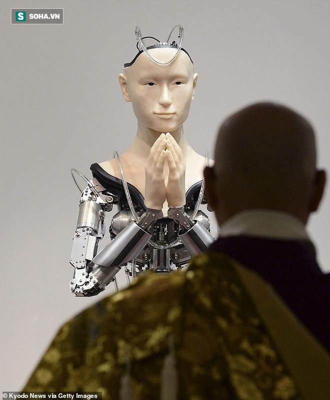 Nhật Bản ra mắt robot thông minh trị giá hơn 21 tỷ, biết làm điều chưa từng thấy - Ảnh 1.