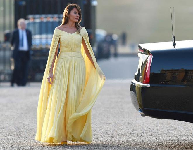 4 bí quyết để xinh đẹp, khỏe mạnh và trẻ hơn tuổi của Đệ nhất phu nhân Mỹ Melania Trump - Ảnh 6.