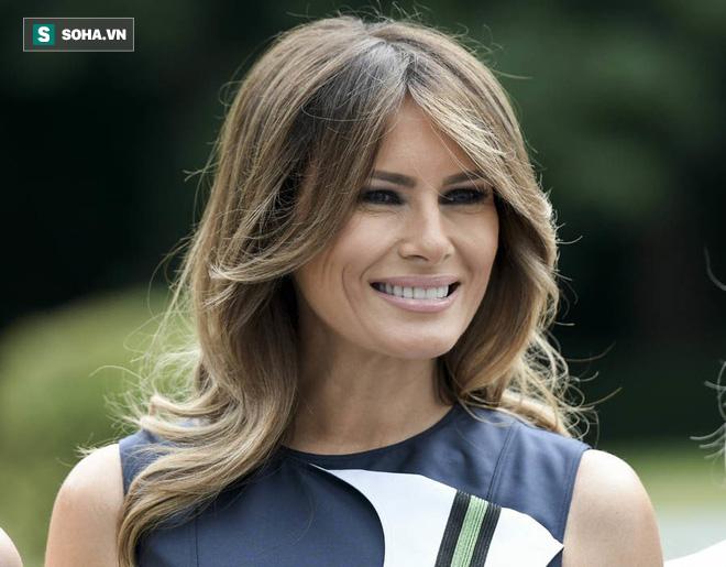 4 bí quyết để xinh đẹp, khỏe mạnh và trẻ hơn tuổi của Đệ nhất phu nhân Mỹ Melania Trump - Ảnh 1.