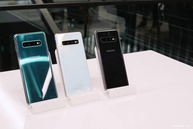 Tính cách của bạn phù hợp với màu nào của Galaxy S10? - Ảnh 1.