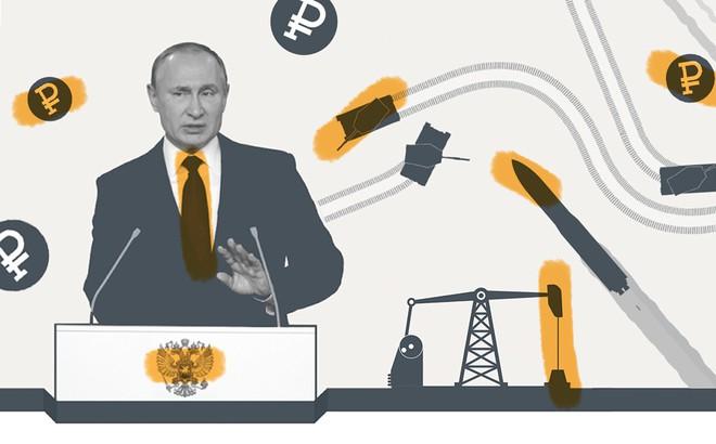 """Chủ ý của Tổng thống Putin từ """"những điều lạ"""" trong Thông điệp liên bang 2019"""