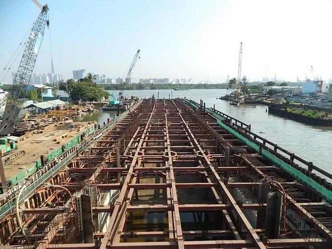 Cận cảnh siêu dự án chống ngập cho 6,5 triệu dân TP HCM - Ảnh 1.