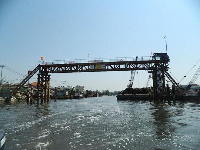 Cận cảnh siêu dự án chống ngập cho 6,5 triệu dân TP HCM - Ảnh 11.