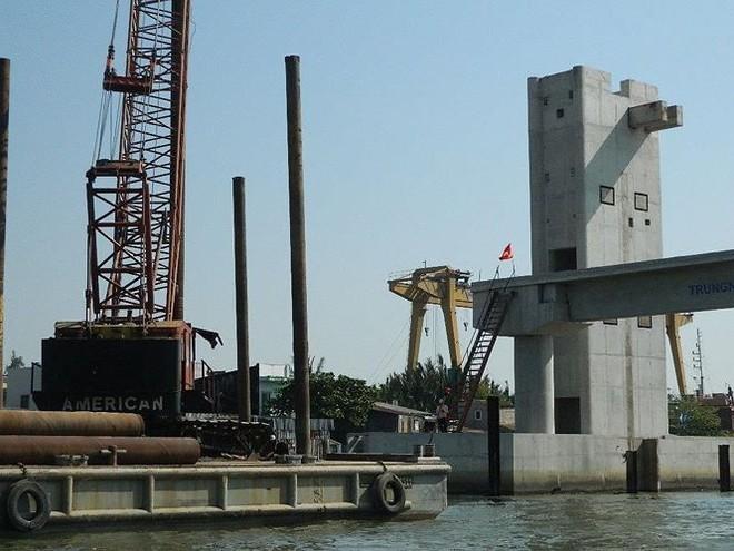 Cận cảnh siêu dự án chống ngập cho 6,5 triệu dân TP HCM - Ảnh 4.