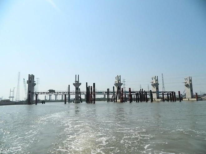 Cận cảnh siêu dự án chống ngập cho 6,5 triệu dân TP HCM - Ảnh 5.