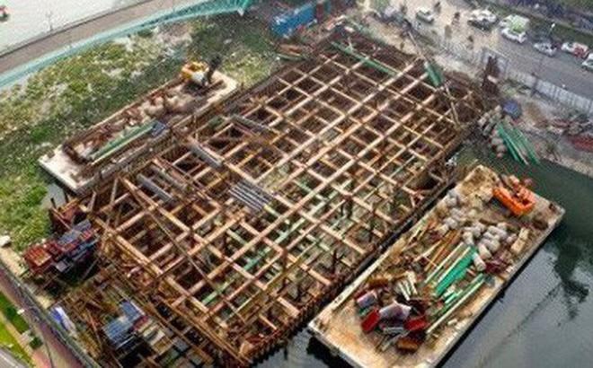 Dự án chống ngập 10.000 tỷ đồng tái khởi động: Tập đoàn Trung Nam cam kết hoàn thành vào cuối năm 2019
