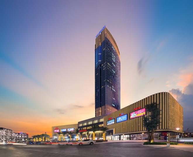 Vinpearl Hotel Imperia Hải Phòng: Nơi phái đoàn Triều Tiên được tiếp đón có gì đặc biệt? - Ảnh 1.