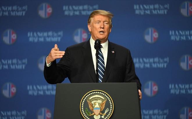 TT Trump trả lời phóng viên TQ: Bắc Kinh có thế lực lớn ở biên giới, nhưng Triều Tiên không nhận lệnh của ai