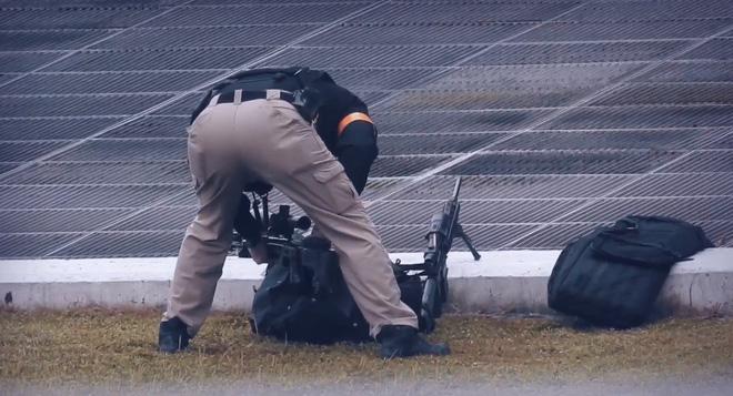 Mật vụ Mỹ bảo vệ TT Trump show súng mới và đỉnh nhất tại Hà Nội: Hàng vừa ra lò và khá bí mật! - Ảnh 4.