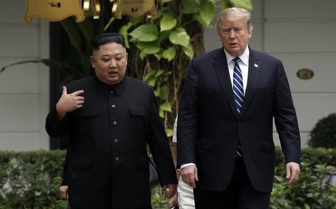 """Chủ tịch Kim Jong-un: Thượng đỉnh Mỹ-Triều lần 2 giống như """"phim viễn tưởng"""" với những ai còn hoài nghi"""