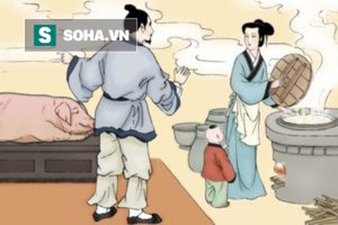 7 câu chuyện ngụ ngôn của Trung Hoa: Người lớn nên đọc, trẻ nhỏ lại càng nên nghe - Ảnh 3.