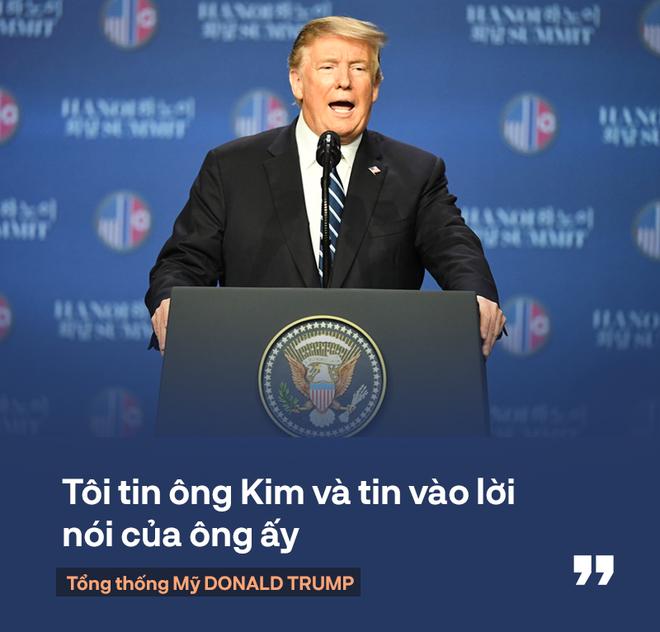 Tổng thống Trump: Mối quan hệ Mỹ - Triều Tiên rất mạnh mẽ, nhưng đôi lúc bạn phải học cách bỏ qua - Ảnh 1.