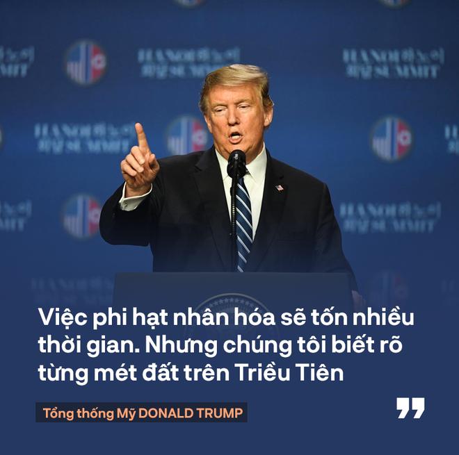 Tổng thống Trump: Mối quan hệ Mỹ - Triều Tiên rất mạnh mẽ, nhưng đôi lúc bạn phải học cách bỏ qua - Ảnh 2.