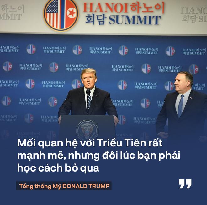 Tổng thống Trump: Mối quan hệ Mỹ - Triều Tiên rất mạnh mẽ, nhưng đôi lúc bạn phải học cách bỏ qua - Ảnh 3.