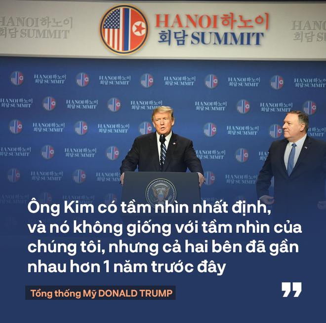 Tổng thống Trump: Mối quan hệ Mỹ - Triều Tiên rất mạnh mẽ, nhưng đôi lúc bạn phải học cách bỏ qua - Ảnh 5.