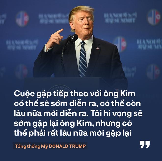 Tổng thống Trump: Mối quan hệ Mỹ - Triều Tiên rất mạnh mẽ, nhưng đôi lúc bạn phải học cách bỏ qua - Ảnh 6.