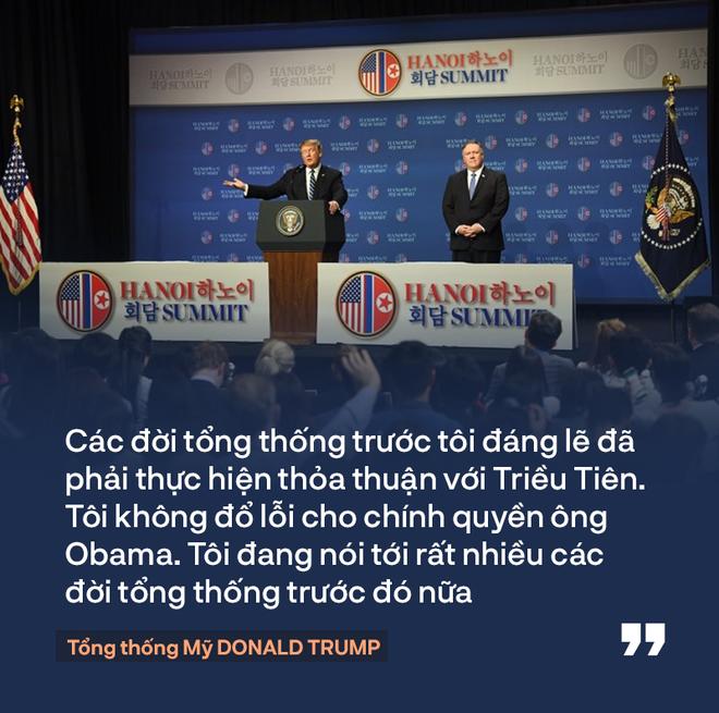 Tổng thống Trump: Mối quan hệ Mỹ - Triều Tiên rất mạnh mẽ, nhưng đôi lúc bạn phải học cách bỏ qua - Ảnh 7.