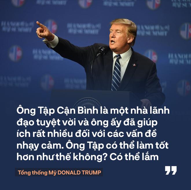 Tổng thống Trump: Mối quan hệ Mỹ - Triều Tiên rất mạnh mẽ, nhưng đôi lúc bạn phải học cách bỏ qua - Ảnh 9.