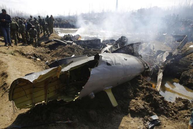 Tại sao Ấn Độ sử dụng quan tài bay MiG-21 đối đầu F-16 Không quân Pakistan? - Ảnh 1.