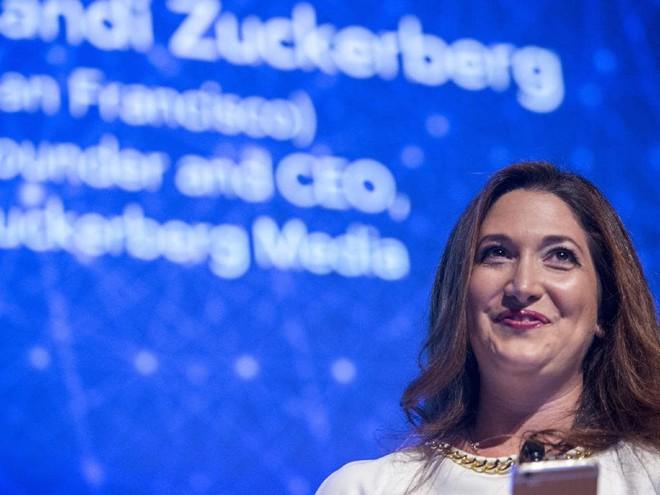 Chị gái Mark Zuckerberg ghét làm ở Facebook, tức quá bỏ đi vì một lý do dù đã gắn bó gần 10 năm - Ảnh 2.