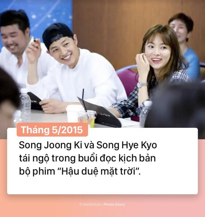 Hành trình 2 năm hôn nhân Song Joong Ki và Song Hye Kyo: Từ cuộc tình thế kỷ trong mơ đến ồn ào chấn động cả châu Á - Ảnh 2.