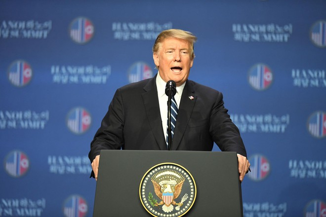 Tổng thống Trump: Mối quan hệ với Triều Tiên rất mạnh mẽ, nhưng đôi lúc bạn phải bỏ qua  - Ảnh 1.