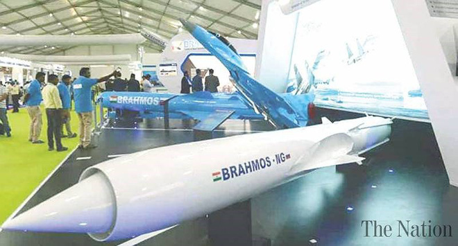 Ấn Độ gây choáng cho Trung Quốc khi tích hợp tên lửa BrahMos-NG lên tiêm kích LCA - Ảnh 5.