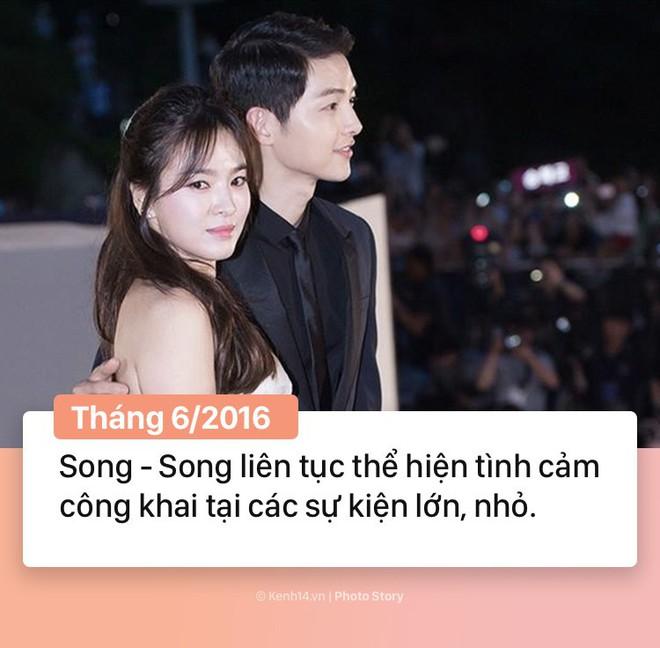 Hành trình 2 năm hôn nhân Song Joong Ki và Song Hye Kyo: Từ cuộc tình thế kỷ trong mơ đến ồn ào chấn động cả châu Á - Ảnh 6.