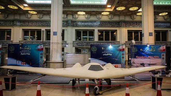 Iran giới thiệu các UAV bản sao chép từ các máy bay chiến lợi phẩm của Mỹ - Ảnh 2.