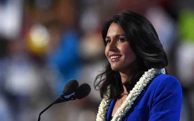Cựu nữ quân nhân xinh đẹp từng chiến đấu ở Iraq tranh cử Tổng thống Mỹ