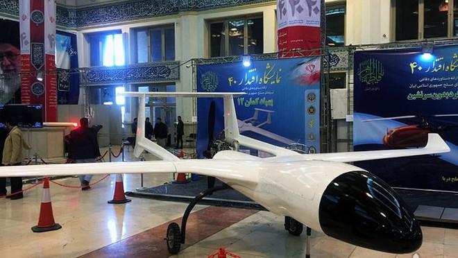 Iran giới thiệu các UAV bản sao chép từ các máy bay chiến lợi phẩm của Mỹ - Ảnh 3.