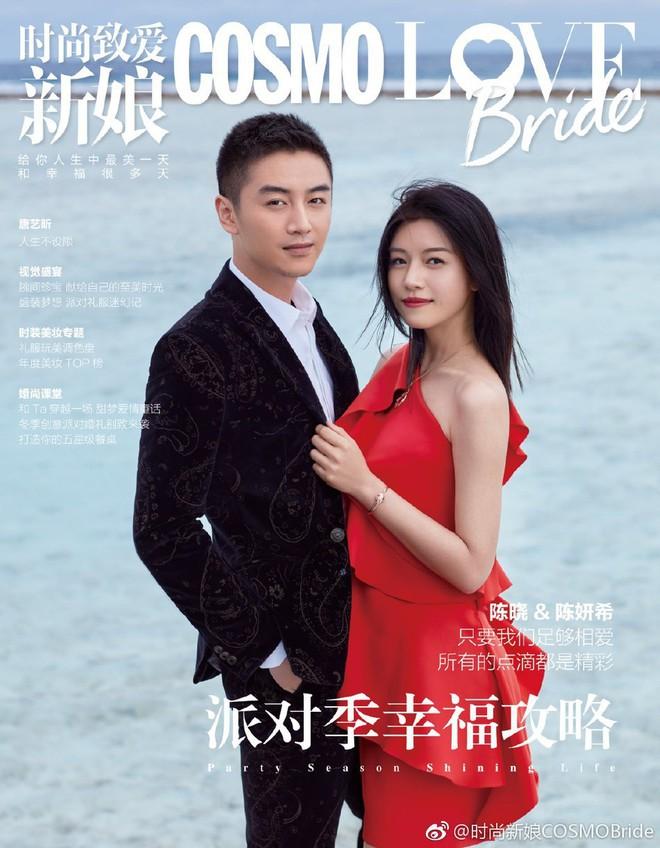 Ai sướng như mỹ nhân châu Á này: Xuất thân danh gia vọng tộc, tài sắc vẹn toàn lại toàn lấy được chồng như ý - Ảnh 8.