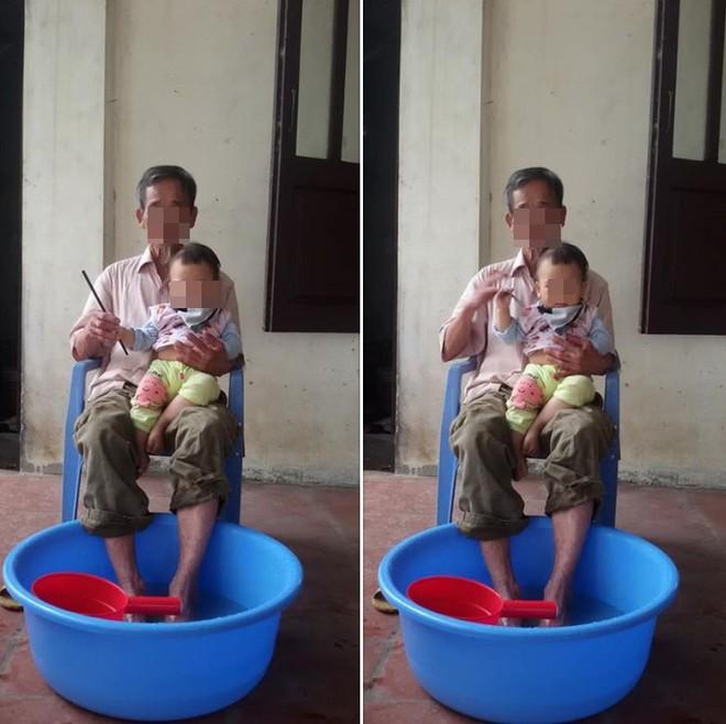 Rửa chân cho bố ngày 30 Tết, cô gái im lặng, không dám ngẩng đầu lên vì lí do đặc biệt - Ảnh 1.