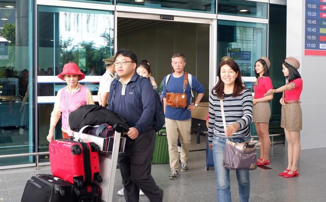 Đà Nẵng đón đoàn khách quốc tế đầu tiên trong năm mới Kỷ Hợi