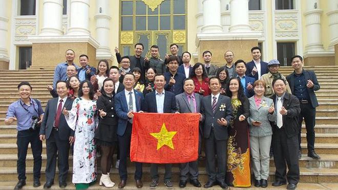Hậu duệ vua Lý ở Hàn Quốc và ký ức Tết Việt - Ảnh 1.