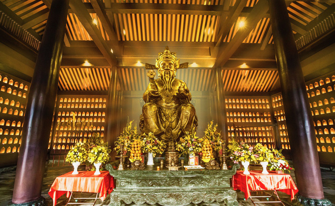 Đà Nẵng lần đầu tổ chức lễ hội Thần Tài - Ảnh 6.