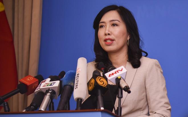 Bộ Ngoại giao lên tiếng việc Tổng thống Trump tuyên bố sẽ gặp ông Kim Jong - un ở Việt Nam