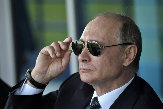 Poroshenko: Không chỉ Crimea và Donbass, ông Putin muốn toàn bộ Ukraine - Ảnh 1.