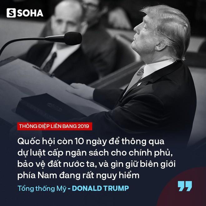 """TT Trump kêu gọi """"đoàn kết, hợp tác"""" trong TĐLB, cho biết sẽ gặp ông Kim Jong-un tại Việt Nam - Ảnh 9."""