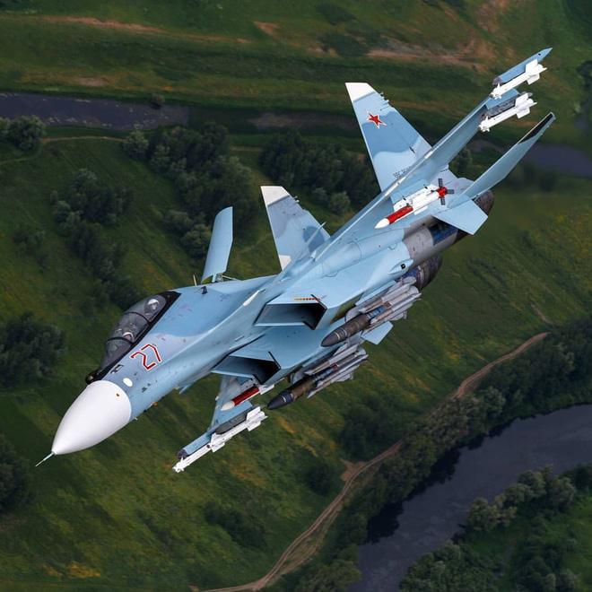 Tiêm kích Su-30SM trở nên hủy diệt hơn bao giờ hết: Đáng đồng tiền bát gạo - Ảnh 1.