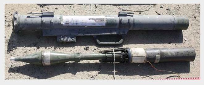 Kinh ngạc về hiệu quả chiến đấu của vũ khí do IS tự chế: Quân đội Syria và Iraq nếm mùi - Ảnh 3.